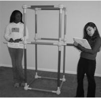 """Step 1  In pairs, one student """"acts out"""" the dialogue (Student A) while the other recites the quotation (Student B). Student A is on the left and Student B is on the right here."""