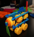 Noggin BuilderZ Train Building Kit