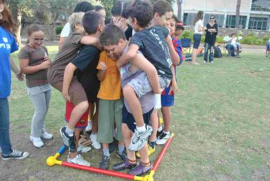 cheap team building activities 2