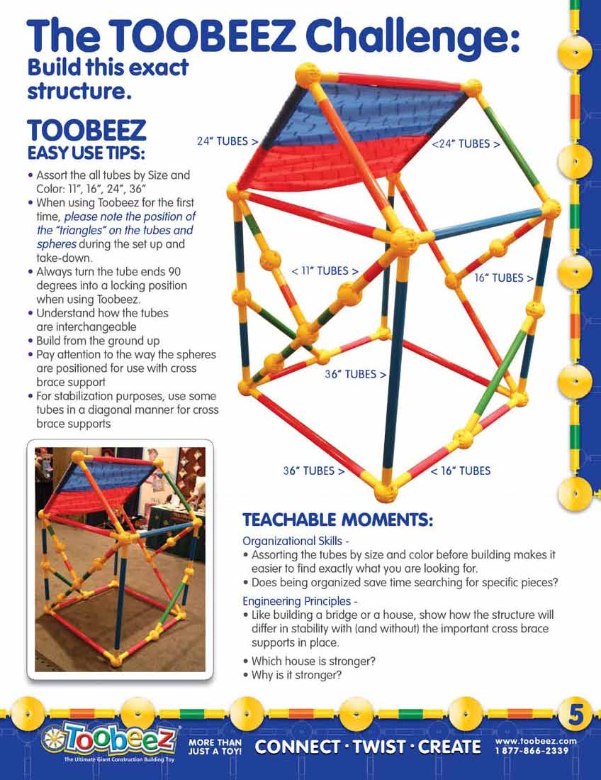 How TOOBEEZ Work