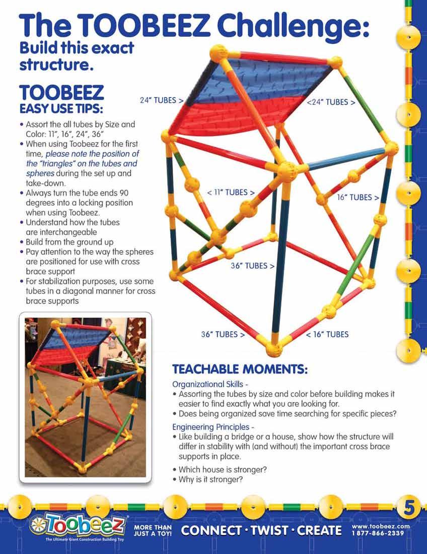 TOOBEEZ Challenge